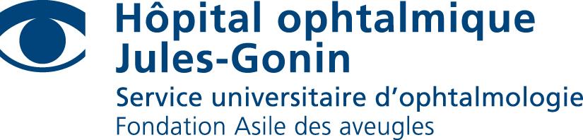 Logo de l'Hôpital ophtalmique Jules-Gonin