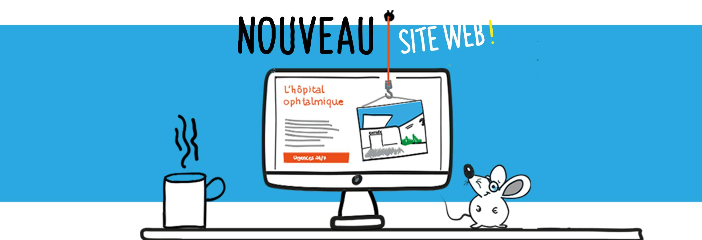 Image de l'affiche de promotion de notre site
