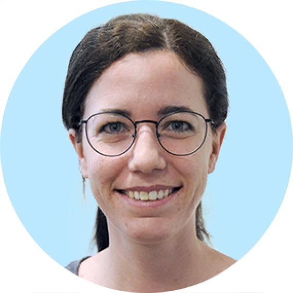 Portrait Jeanne Gunzinger