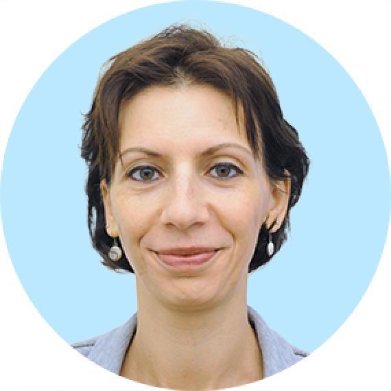 Portrait Olga Kirsch