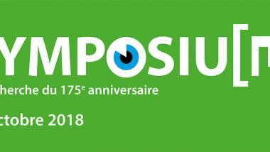 Symposium recherche 175e anniversaire